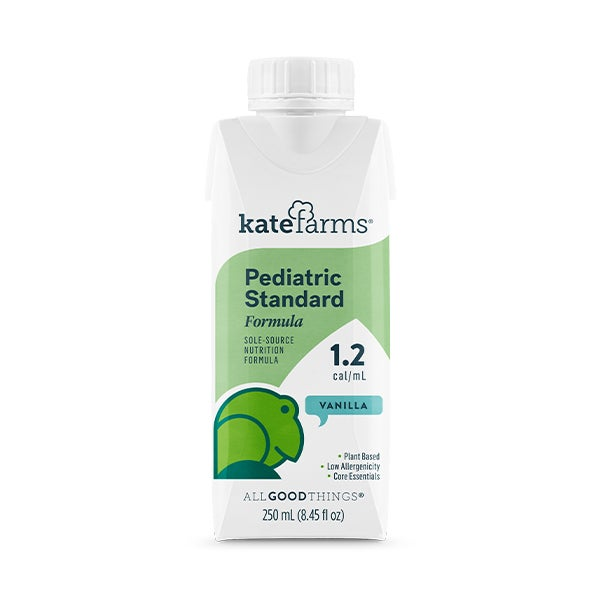 Pediatric Standard 1 2 Formula Guide Kate Farms