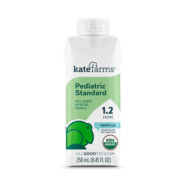 Kate Farms Pediatric Standard 1 2 Vanilla For Clinicians