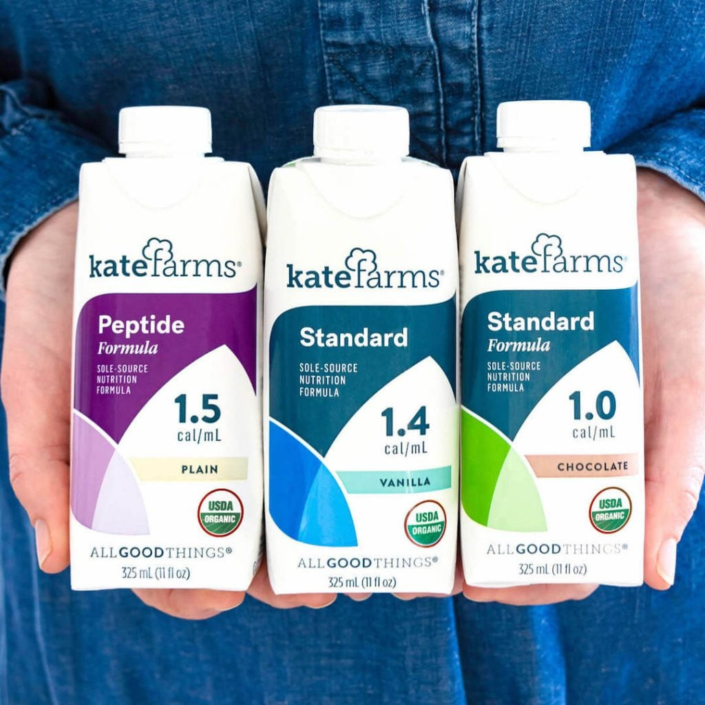 Kate Farms Formulas